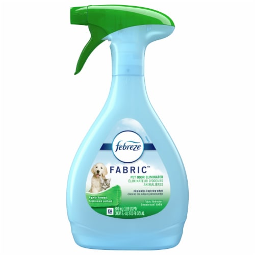 Febreze FABRIC Refresher Odor-Eliminating Refresher Pet Odor Eliminator Perspective: front