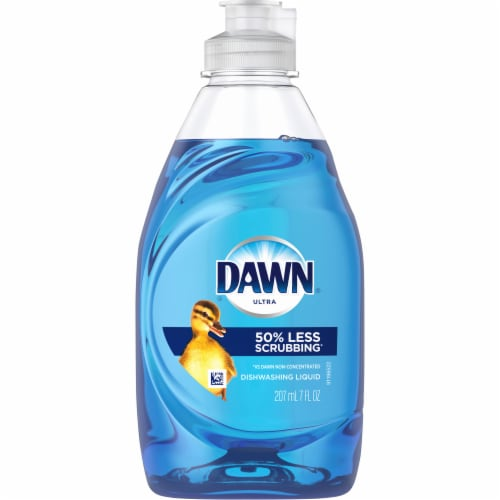 Dawn Ultra Dishwashing Original Scent Liquid Dish Soap Perspective: front