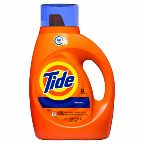 Tide Original Liquid Laundry Detergent Perspective: front