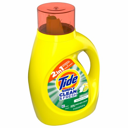 Tide Simply Clean & Fresh Daybreak Fresh Liquid Laundry Detergent Perspective: front