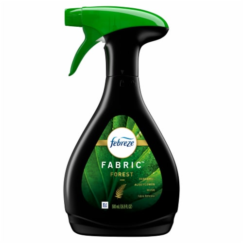 Febreze FABRIC Forest Fabric Refresher Perspective: front