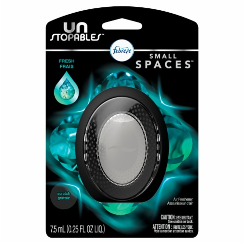 Febreze Unstopables Small Spaces Fresh Air Freshener Perspective: front