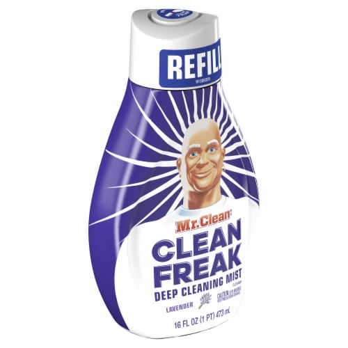 Mr. Clean Clean Freak Lavender Deep Cleaning Mist Perspective: front