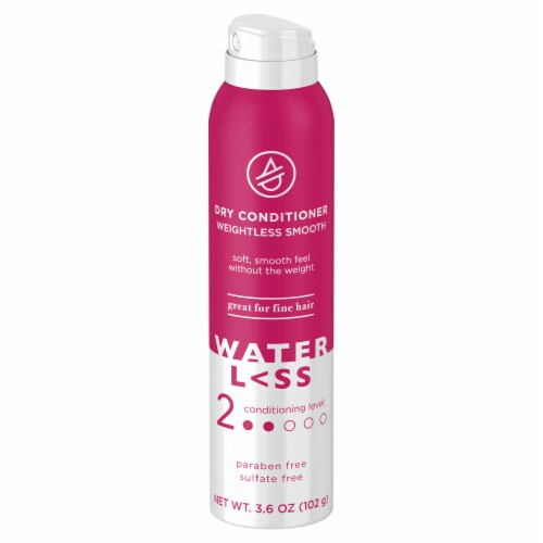 Waterless Dry Weightless Smooth Conditioner Perspective: front