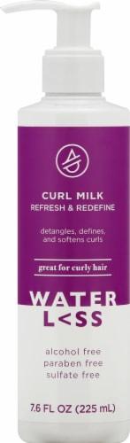 Waterless Curl Milk Perspective: front