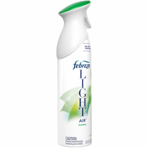 Febreze Light Air Bamboo Air Freshener Spray Perspective: front