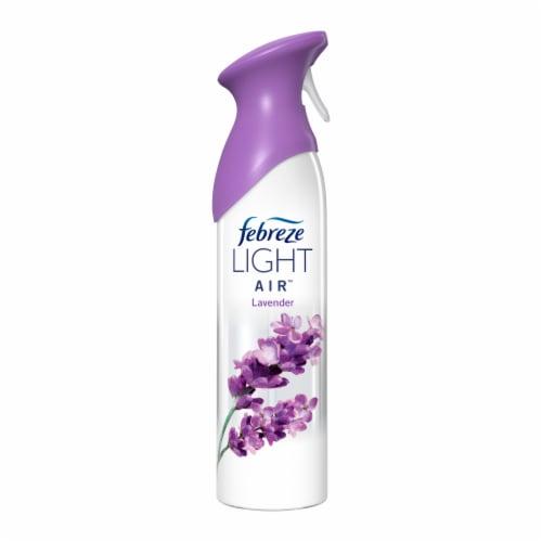 Febreze Light Air Lavender Freshener Perspective: front
