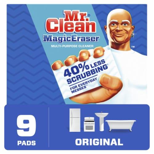Mr. Clean Original MagicEraser Pads Perspective: front