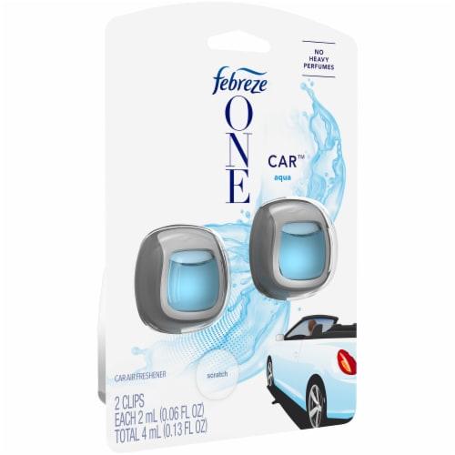 Frebreze One Aqua Vent Clip Air Fresheners Perspective: front