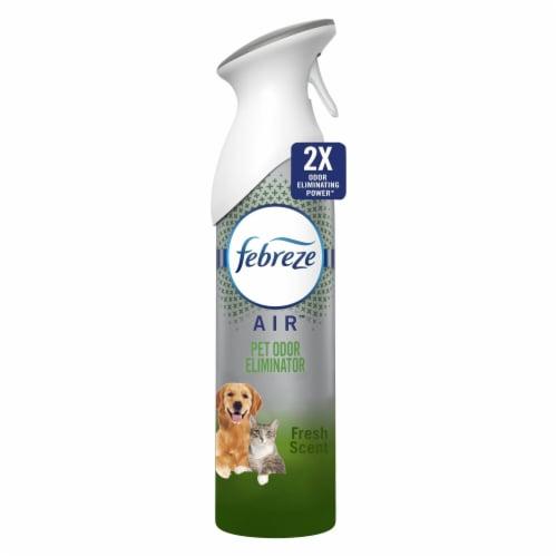 Febreze Pet Odor Defense Fresh Scent Air Freshener Perspective: front