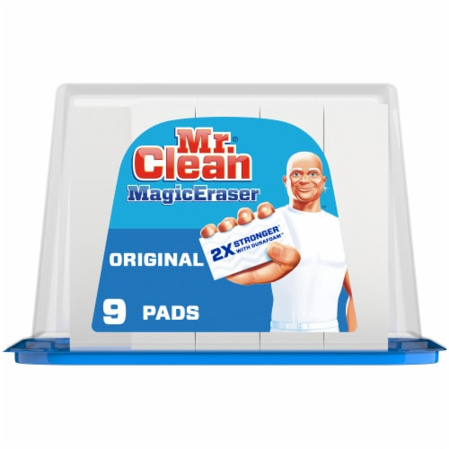 Mr. Clean Original Magic Eraser Cleaning Pads Perspective: front