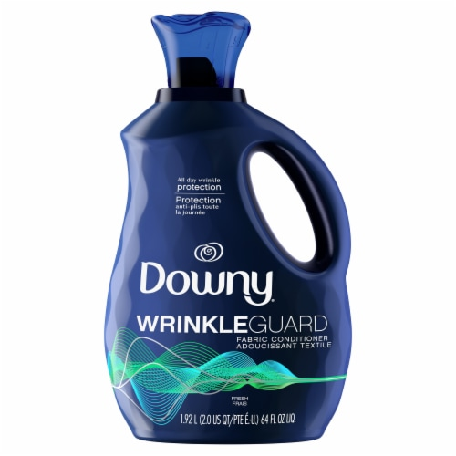 Downy Fresh Wrinkle Guard Fresh Fabric Conditioner Perspective: front