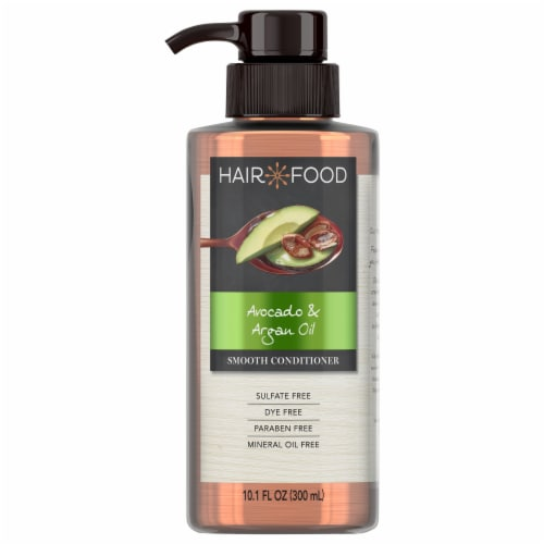 Hair Food Avocado & Argan Oil Smoothing Conditioner Perspective: front