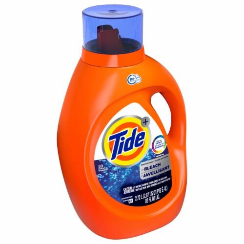 Tide + Bleach Alternative Original Liquid Laundry Detergent Perspective: front