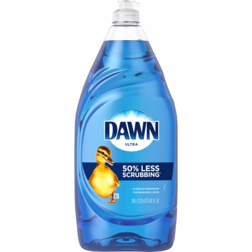 Dawn Ultra Original Dishwashing Liquid Perspective: front