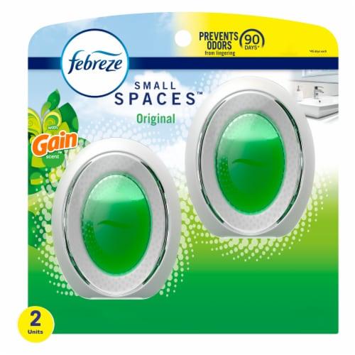 Febreze Gain Small Spaces Orginal Air Freshener Perspective: front