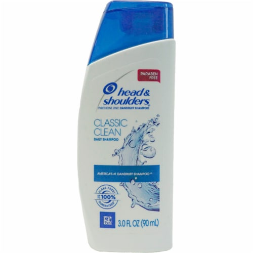 Head & Shoulders Classic Clean Anti-Dandruff Shampoo Perspective: front