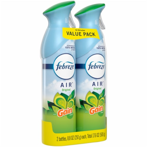 Febreze Air with Gain Original Air Freshener Perspective: front