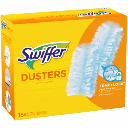 Swiffer Dusters Multi-Surface Refills Perspective: front