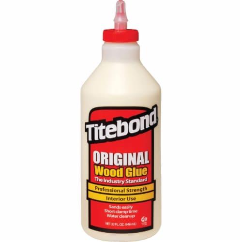Titebond Yellow Original Interior Wood Glue Perspective: front