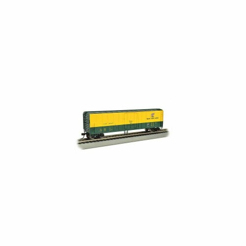 Bachmann BAC17958 N ACF 50 ft. Steel Reefer Model Train - C & N Perspective: front
