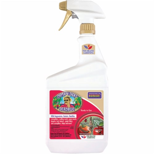 Bonide Captain Jack's Deadbug Brew Insect Repellent Spray Perspective: front