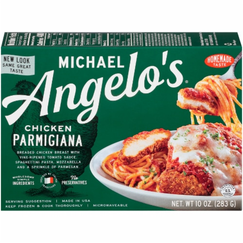Michael Angelo's Chicken Parmigiana Perspective: front