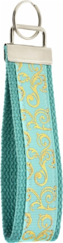 Hillman Glitter Tropical Wristlet - Assorted Perspective: front