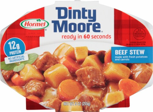 Dinty Moore Compleats Beef Stew Perspective: front