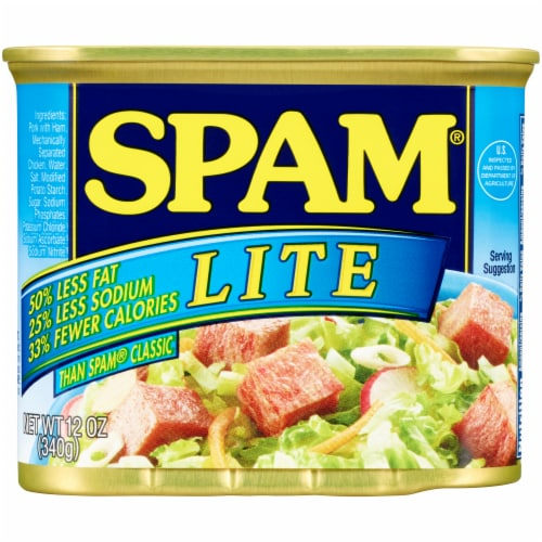SPAM Lite Perspective: front