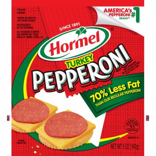 Kroger - Hormel Turkey Pepperoni, 5 oz