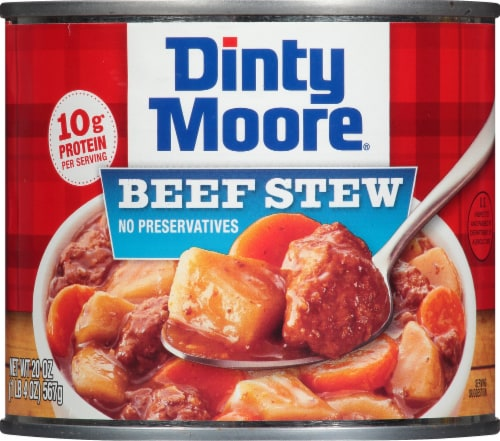 Dinty Moore Hearty Meals Beef Stew Perspective: front