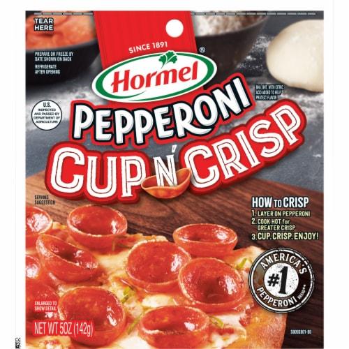 Hormel Cup N' Crisp Original Pepperoni Perspective: front