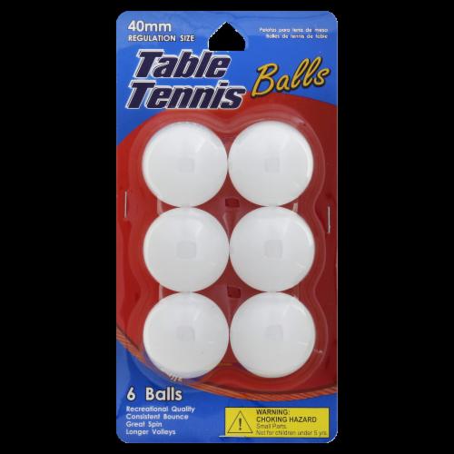 Lami Ping Pong Balls Perspective: front
