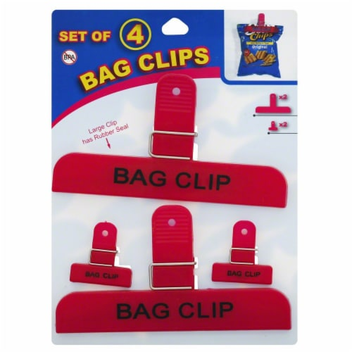 ATA Retail Bag Clips Perspective: front