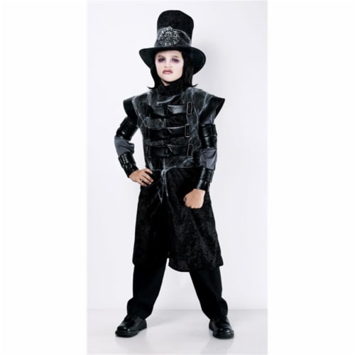 Costumes For All Occasions PM838396 Undead Stalker Child Medium Perspective: front