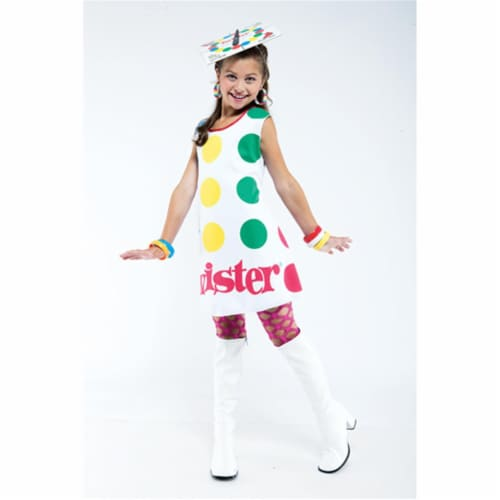 Costumes For All Occasions PM839566 Twister License Child S 4-6 Perspective: front