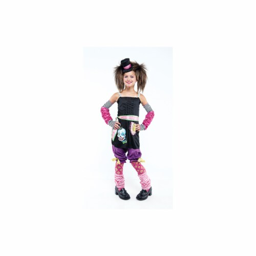Costumes For All Occasions PM849011 Harajuku Child Medium 7-8 Perspective: front
