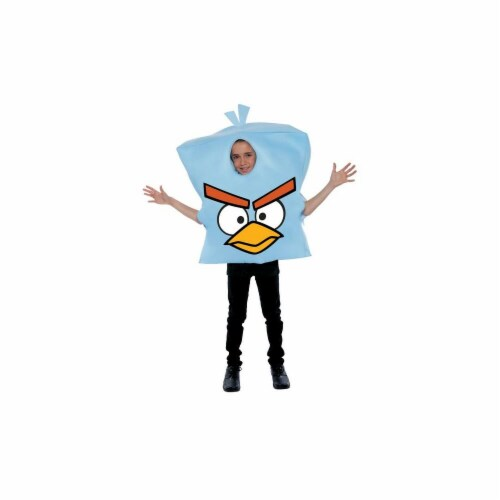 Costumes For All Occasions PM887169 Angry Birds Space Ice Child Perspective: front