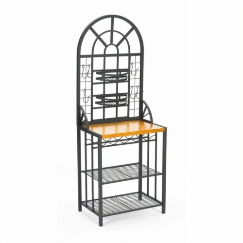 Dome Bakers Rack Perspective: front