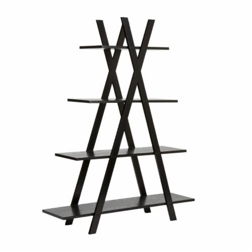 X Etagere - Black Perspective: front