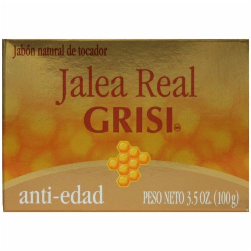 Grisi Jalea Real Anti-Age Natural Soap Perspective: front