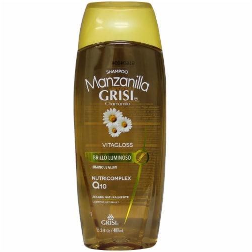 Grisi Manzanilla Chamomile Shampoo Perspective: front