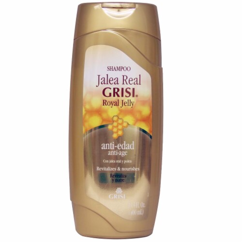 Grisi Royal Jelly Anti-age Shampoo Perspective: front