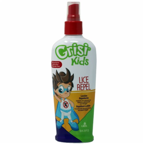 Grisi Kids Lice Repel Lotion Perspective: front