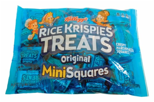 Rice Krispies Treats Original Snack 7.6 oz. Pouch - Case Of: 12; Perspective: front