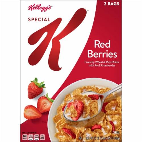 Kellogg's Special K Red Berries Breakfast Cereal Perspective: front