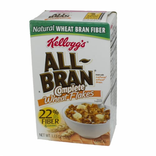 Complete Bran Flakes, 1.13 Ounce -- 70 Per Case Perspective: front