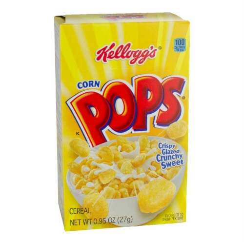 Cereal Corn Pops 0.95 Ounce Each -- 70 Per Case Perspective: front