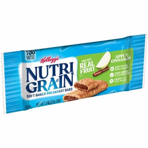 Nutri-Grain® Apple Cinnamon Soft Baked Breakfast Bar Perspective: front